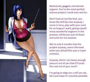 cock tease and denial cartoons