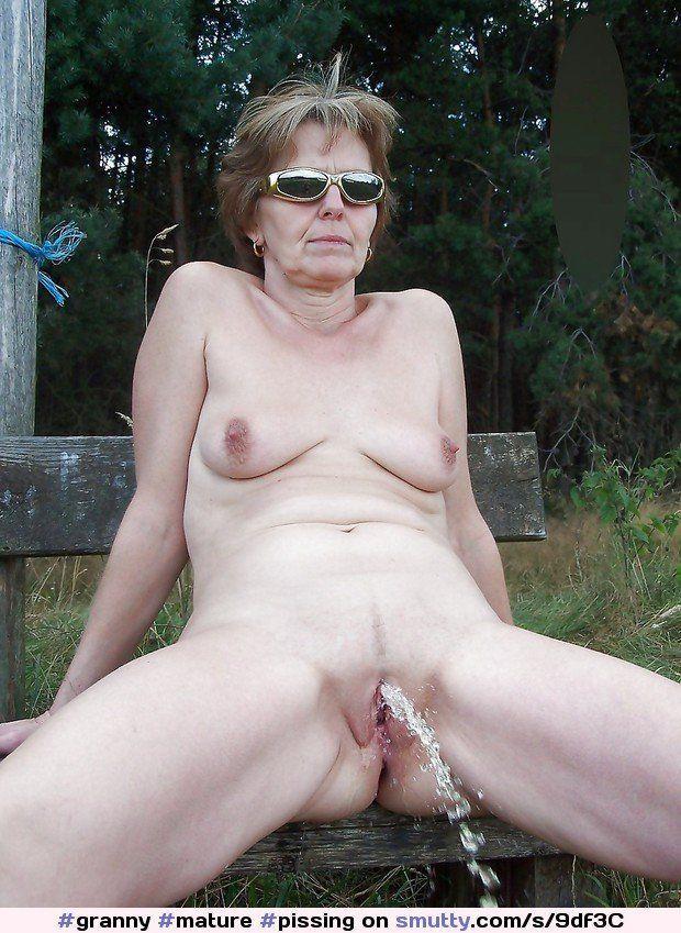 Sex granny piss Granny piss