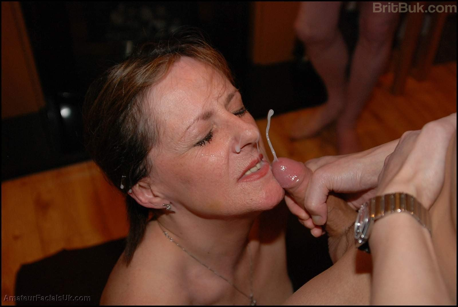 The perfect blow job wife