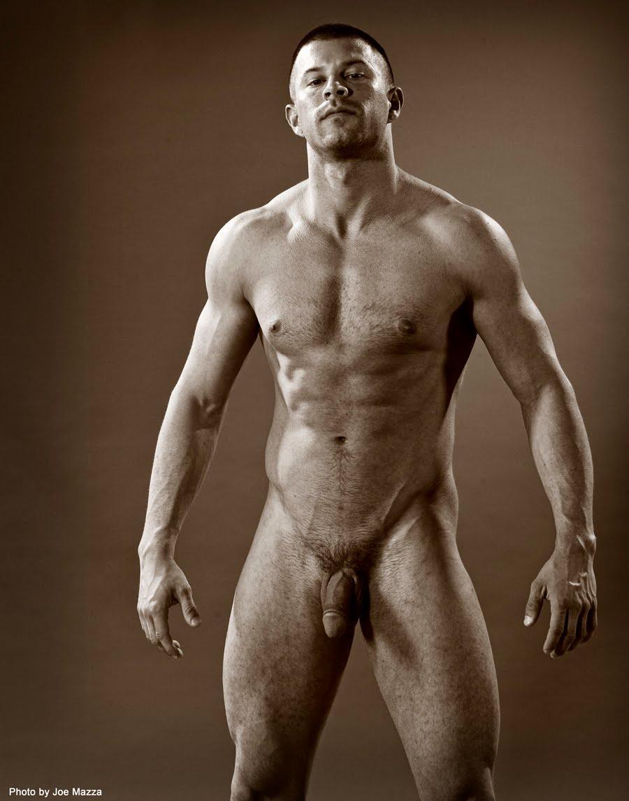 Erotic male man nude